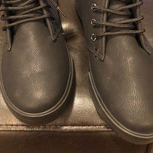 Nautica Boots Casual Boots Black